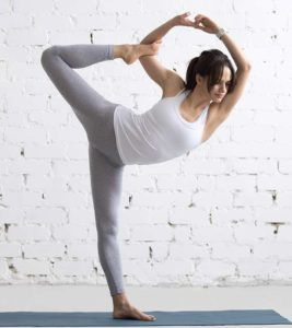 Natarajasana pose or yoga asana is a must have on the list for living a healthy lifestyle.