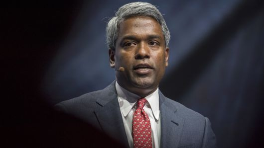 Thomas Kurian, Google Cloud