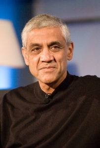 Vinod Khanna is the co-founder of Sun Microsystems and the founder of Khosla Ventures.