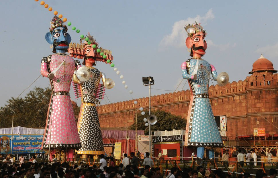 Dussehra is a Popular Festival in India