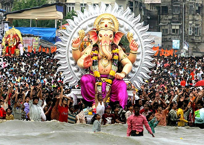 Ganesh Chaturthi is a major Festival in India