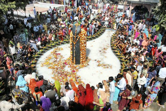 Maha Shivratri is a famous Festival in India