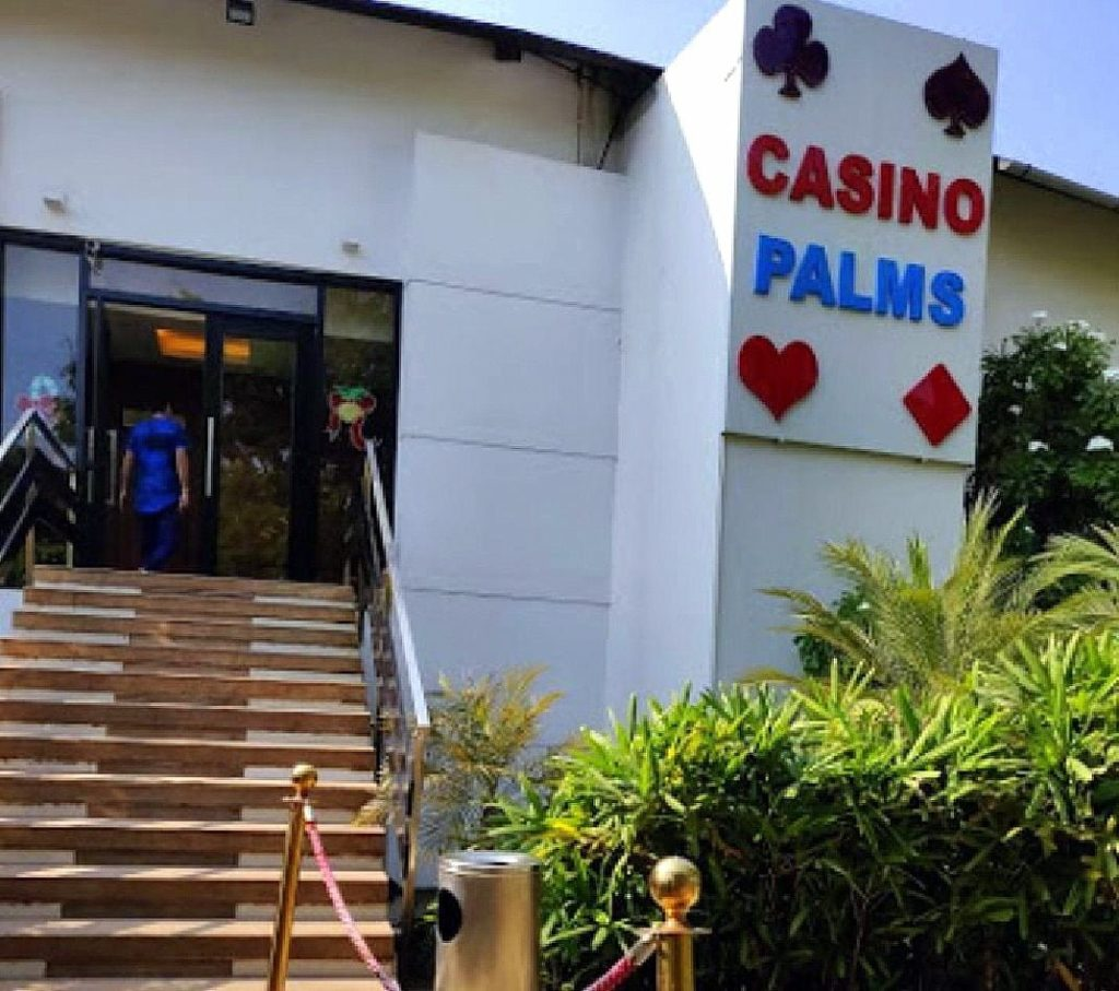 The Casino Palms, Goa