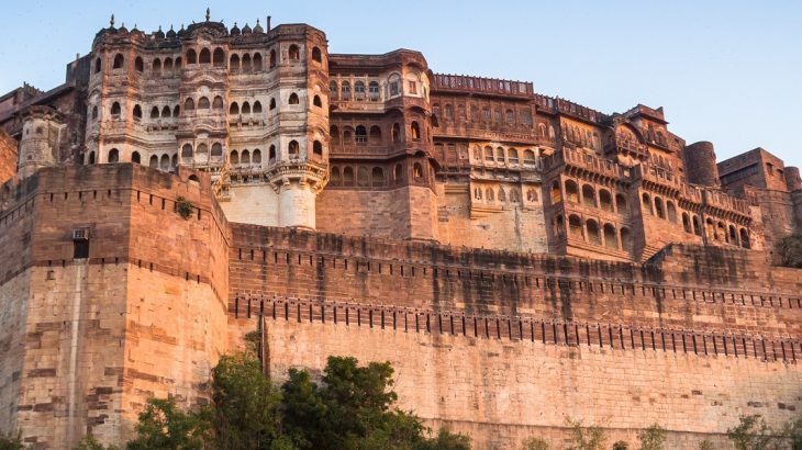 Forts-of-Rajasthan