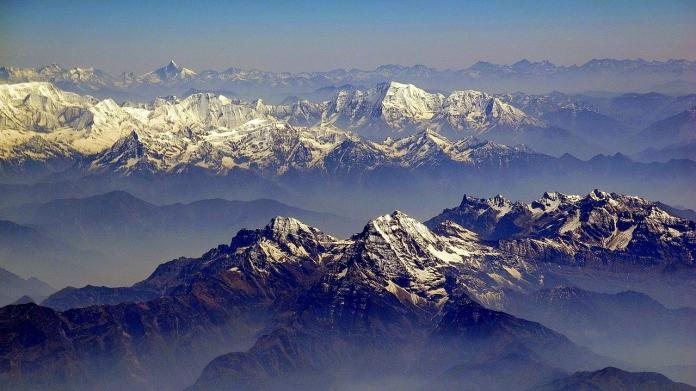 Indian-Mountain-Ranges