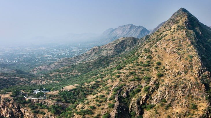 The-Aravalli-Range