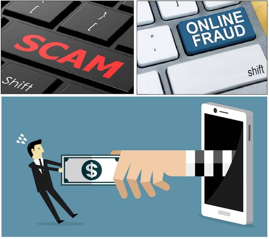 online fraud in India