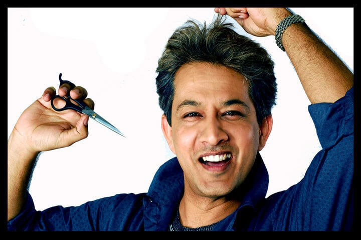 Jawed Habib - Celebrity Hairstylist